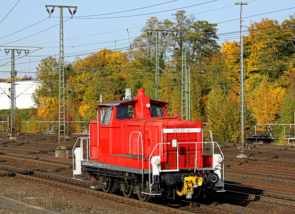 363 211 am 19.10.12 in Fulda