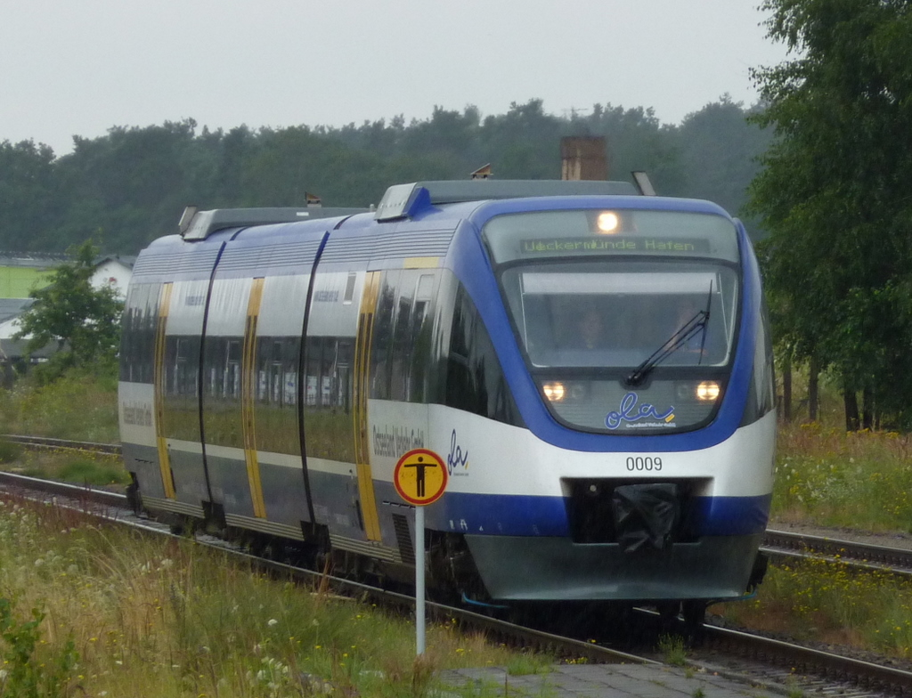 Ostseeland Verkehr