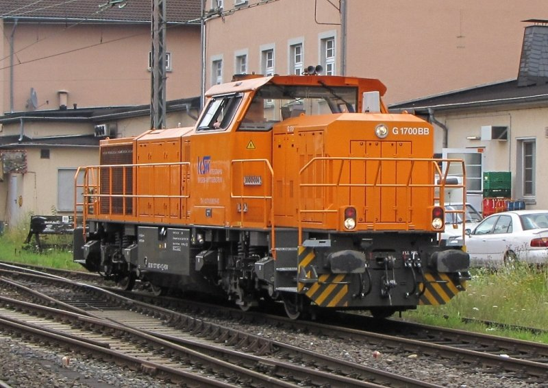 SK G1700BB am 11.07.09 in Siegen