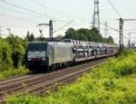 Bilder des Tages/81345/189-934-mit-autozug-am-10070 189 934 mit Autozug am 10.07.0 in Ahlten