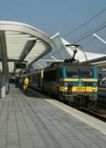 serie-21-27/72542/die-2121-in-lige-30-maerz Die 2121 in Liège.  30. März 2009
