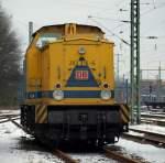 br-201-204-v100-ost/122382/potrait-der-203-316-5-von-db Potrait der 203 316-5 von DB Netz im RBF Harburg am 19.2.