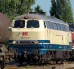 br-217-v-162/133021/potrait-der-217-014-0-beim-dampflokfestival Potrait der 217 014-0 beim Dampflokfestival in Nürnberg-Gostenhof am 21.8.10.