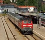br-218-v-164/157042/mit-dem-ic-20842082-nach-lueneburg Mit dem IC 2084/2082 nach Lüneburg fuhr 218 487-7 aus dem Bahnhof von Immenstadt am 31.7.11.