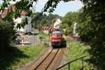 br-232-ex-dr-132/148836/im-schoenen-ort-widdershausen-konnte-232 Im schönen Ort Widdershausen konnte 232 529-8 am 05.07.11 mit einem Kali-Leerzug nach Heringen/Werra angetroffen werden.