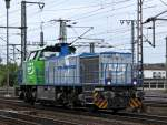 Mak G1700 der LDS am 01.08.11 in Fulda