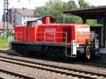 br-290-296-v90/86639/eine-db-294-steht-am-24 Eine DB 294 steht am 24. Juni 2010 im Bahnhof Herne.