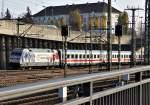 br-6101-adtranz/165602/zum-12-mal-die-101-144 zum 12 mal die 101 144 mit IC nach Leipzig am 01.11.11 in Fulda