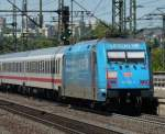 101 016-4 mit IC am 05.06.10 in Fulda