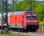 101 073-5 mit IC am 05.06.10 in Fulda