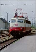 br-6110-e10/152632/110-495-9-in-singen29-april-1995 110 495-9 in Singen. 29. April 1995