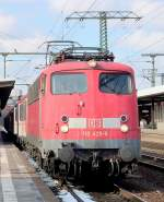 br-6110-e10/81049/110-429-8-mit-re-nach-frankfurt 110 429-8 mit RE nach Frankfurt am 08.03.10 in Fulda