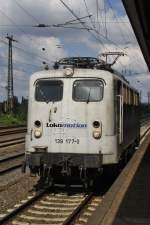 br-6139-e4011/93233/139-177-von-lokomotion-im-sonnenlicht 139 177 von Lokomotion im Sonnenlicht am 4.9.10 in Hamm