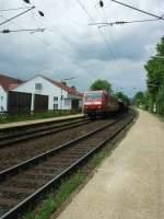 br-6145-traxx-vorserie/51390/br-145-im-hp-eichenkrsiegen-an BR 145 im Hp Eichen(Kr.Siegen) an der Ruhr-Sieg Strecke