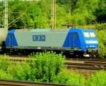 br-6145-traxx-vorserie/81317/145-cl--205-von-rbh-in 145 CL- 205 von RBH in Kassel Gbf am 10.07.10