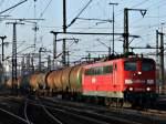 BR 6151/166698/151-065-0-mit-kesselwagenzug-am-091111 151 065-0 mit Kesselwagenzug am 09.11.11 in Fulda
