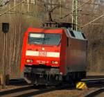 br-6152-es-64-f/131000/152-144-2-kurvte-von-hohe-schaar 152 144-2 kurvte von Hohe Schaar kommend durch den Harburger Bahnhof.