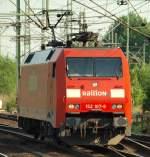 br-6152-es-64-f/140158/potrait-der-152-107-9-in-harburg Potrait der 152 107-9 in Harburg am 7.5.11.