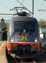 br-6182-es-64-u2-/136767/lamotta-am-morgen-vertreibt-kummer-und 'LaMotta' am Morgen vertreibt Kummer und Sorgen. Neumünster 21.4.11.