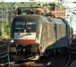 br-6182-es-64-u2-/143842/es-64-u2-074-polterte-mit-dem ES 64 U2-074 polterte mit dem IC 2082 von Berchtesgarden Hbf nach Hamburg-Altona in den Hamburger Hbf am 3.6.11.