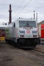 br-6185-traxx-f140-ac1-ac2/104855/185-389-4-am-19092010-in-osnabrueck 185 389-4 am 19.09.2010 in Osnabrück beim Fest 175 Jahre Deutsche Eisenbahn und 125 Jahre Bahnbetriebswerk Osnabrück