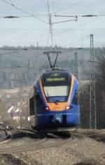 br-04261-bis-429-stadler-flirt/115529/r5-nach-kassel-am-160111-bei R5 nach Kassel am 16.01.11 bei Fulda