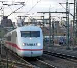 br-5402-ice-2/102883/ice-nach-muenchen-am-091110-in ICE nach München am 09.11.10 in Fulda