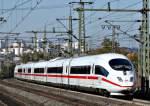 br-5403-ice-3/164437/403-025-ravensburg-als-ice-nach 403 025 'Ravensburg' als ICE nach Düsseldorf am 23.10.11 in Fulda