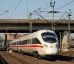 br-5411-5415-ice-t/125915/ein-ice-t-nach-muenchen-verliess-am Ein ICE-T nach München verließ am 26.2 Hamburg-Harburg.