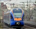 Cantus-Bahn/55883/427-502-am-270210-bei-der 427 502 am 27.02.10 bei der Einfahrt in den Bahnhof Fulda