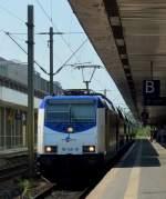 Metronom/81708/me-146-18-mit-me-nach-goettingen ME 146-18 mit ME nach Göttingen am 10.07.10 in Hannover