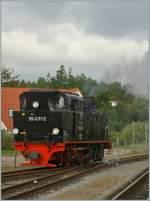RUBB/151403/die-99-4011-5-in-binz-16092010 Die 99 4011-5 in Binz. 16.09.2010