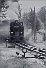 RUBB/97536/die-ruebb-99-4011-5-erreicht-mit Die RüBB 99 4011-5 erreicht mit ihrem P 222 Binz LB.  16.Sept. 2010.