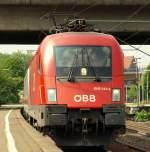 Eigene Bilder/140441/1016-042-2-fuhr-mit-dem-ic 1016 042-2 fuhr mit dem IC 2191 nach Frankfurt/Main aus dem Harburger Bahnhof am 21.5.11. Gruß an den Tf !!!