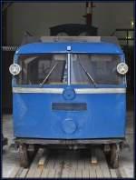 Dies und Das/91493/das-etwas-andere-bahngefaehrt-ehem-bulli Das etwas andere Bahngefährt... ehem. 'Bulli' von der Tegernseebahn zu sehen im Localbahnmuseum in Bayrisch Eisenstein.