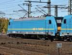 Dies und Das/161288/480-014-aufgebuegelt-am-schluss-des 480 014 aufgebügelt am Schluss des Lokzuges am 30.09.11 in Fulda