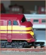 Die Bahn im Modell/106022/die-form-hier-gut-bekannt-nicht Die Form hier gut bekannt, nicht aber die Dimension: Detail-Bild der CFL 1601 in 'Z'.  Dez. 2008
