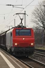 bb-37000-br-437/126377/und-schon-wieder-traf-ich-das Und schon wieder traf ich das 'rote Frettchen'...E 37 531 am 12.03.11 in Bonn Beuel in Richtung Köln