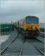 Dieselloks/112651/die-cc-224-erreicht-mit-einem Die CC 224 erreicht mit einem IR aus Dublin Galway. 6. Okt. 2010