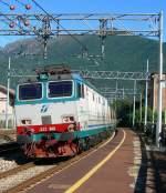 e-632---633/69172/fs-632-046-mit-ihrem-ir-nach FS 632-046 mit ihrem IR nach Milano in Verbania Palanza am 30. Aug. 2006