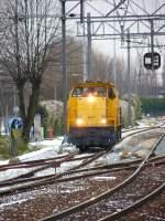 6400---6500/163664/6477-gerade-zurueck-gekommen-von-dordrecht 6477 gerade zurück gekommen von Dordrecht Seehafen.  Dordrecht 01-12-2010.