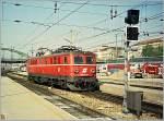 br-1010-1110-11105/149435/die-oebb-1010-014-7-in-wien Die ÖBB 1010 014-7 in Wien Westbahnhof am 1. Mai 2001 (Foto ab CD)