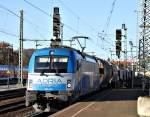 br-1216-es-64u4-4-systemlok/175980/1216-922-adria-transport-mit-gueterzug 1216 922 Adria Transport mit Güterzug am 15.01.12 in Fulda