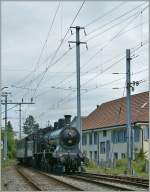 a-3-5/147346/die-a-35-705-erreicht-nach Die A 3/5 705 erreicht nach der Mittagspause in Kerzers Murten. 25.06.2011