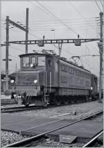 Ae 4/7 10997 in Lausanne  1.