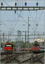 Ee 922/148043/die-ee-922-loesen-die-ee Die Ee 922 lösen die Ee 3/3 unaufhaltsam ab.  Bern, den 29.06.2011