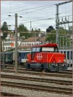 Ee 922/87851/ee-22-922-009-6-am-28 Ee 2/2 922 009-6 am 28. Juli 2010 in Bern.