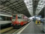 re-420-re-4-4-ii-/153050/die-swiss-express-re-44-ii Die 'Swiss Express' Re 4/4 II 11109 in Lausanne.  6. Juli 2011