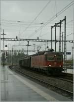 re-620-re-6-6/162226/re-66-11635-in-sargans-14092011 Re 6/6 11635 in Sargans.  14.09.2011