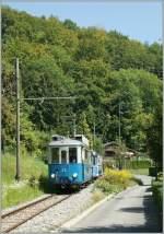 b-c-blonay-chamby/158070/ein-tram-als-b-c-museumszug-bei Ein Tram als B-C Museumszug bei Blonay. 21.08.2011